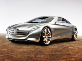 Ver foto 1 de Mercedes F125 Concept 2011