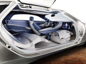 Ver foto 10 de Mercedes F125 Concept 2011
