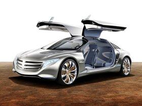 Ver foto 9 de Mercedes F125 Concept 2011