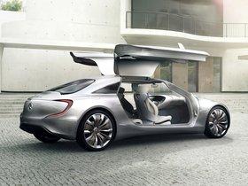 Ver foto 8 de Mercedes F125 Concept 2011