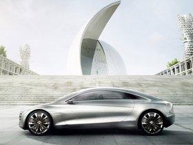 Ver foto 7 de Mercedes F125 Concept 2011