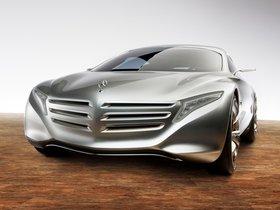 Ver foto 6 de Mercedes F125 Concept 2011