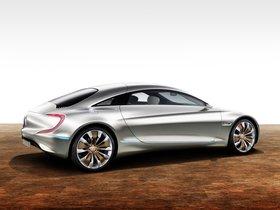 Ver foto 4 de Mercedes F125 Concept 2011