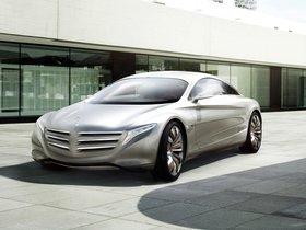 Ver foto 3 de Mercedes F125 Concept 2011