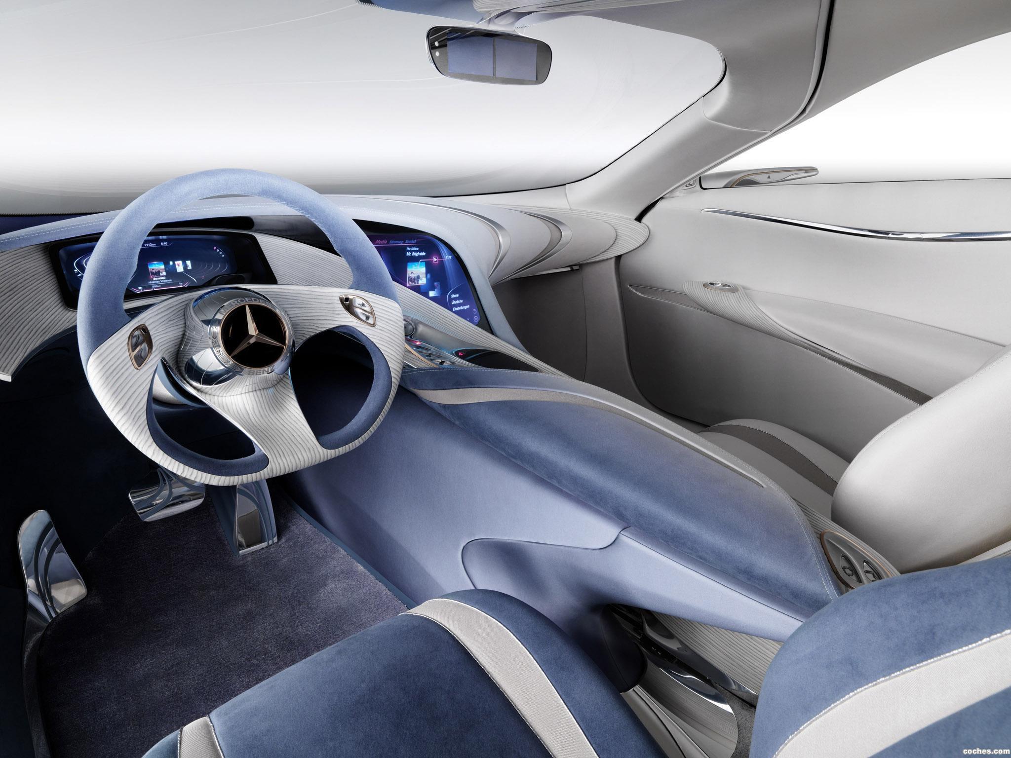 Foto 10 de Mercedes F125 Concept 2011