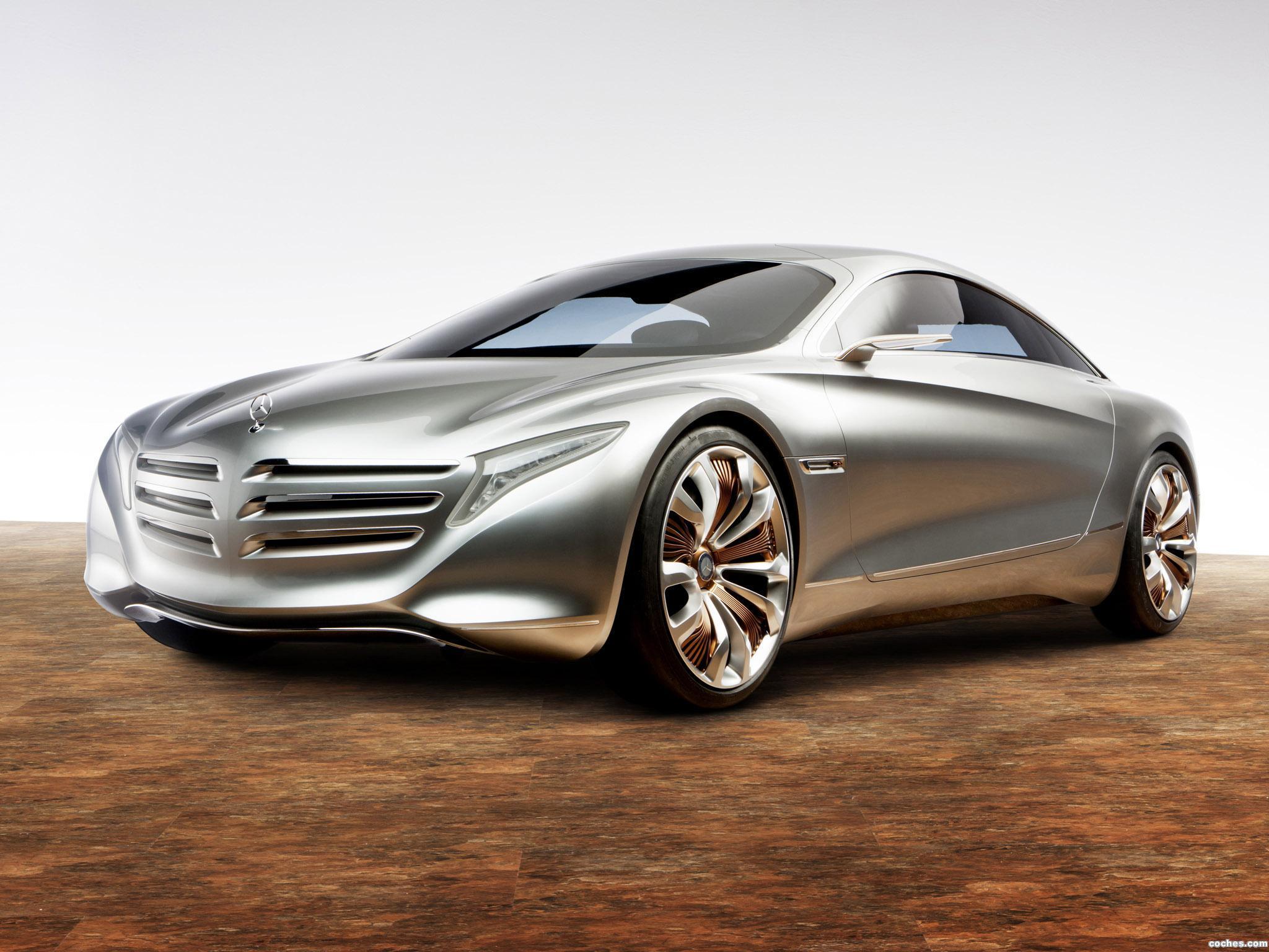 Foto 0 de Mercedes F125 Concept 2011