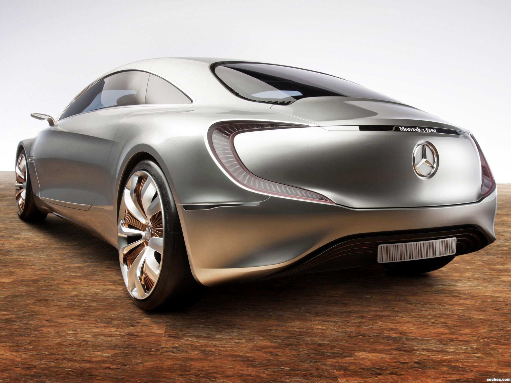 Foto 4 de Mercedes F125 Concept 2011