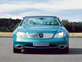 Ver foto 2 de Mercedes F200 Imagination Concept 1996