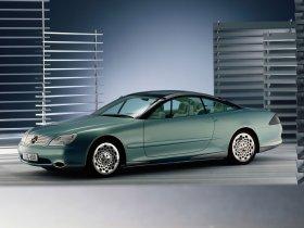 Fotos de Mercedes F200 Imagination Concept 1996