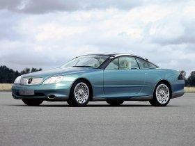 Ver foto 9 de Mercedes F200 Imagination Concept 1996