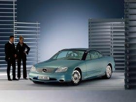 Ver foto 6 de Mercedes F200 Imagination Concept 1996