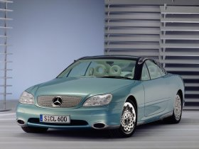 Ver foto 5 de Mercedes F200 Imagination Concept 1996