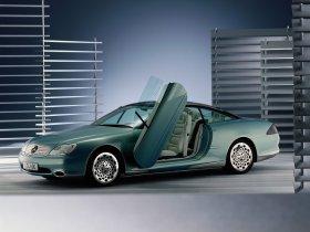 Ver foto 4 de Mercedes F200 Imagination Concept 1996