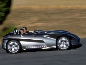 Ver foto 3 de Mercedes F400 Carving Concept 2001