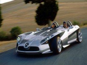 Ver foto 2 de Mercedes F400 Carving Concept 2001
