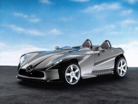 Fotos de Mercedes F400 Carving Concept 2001