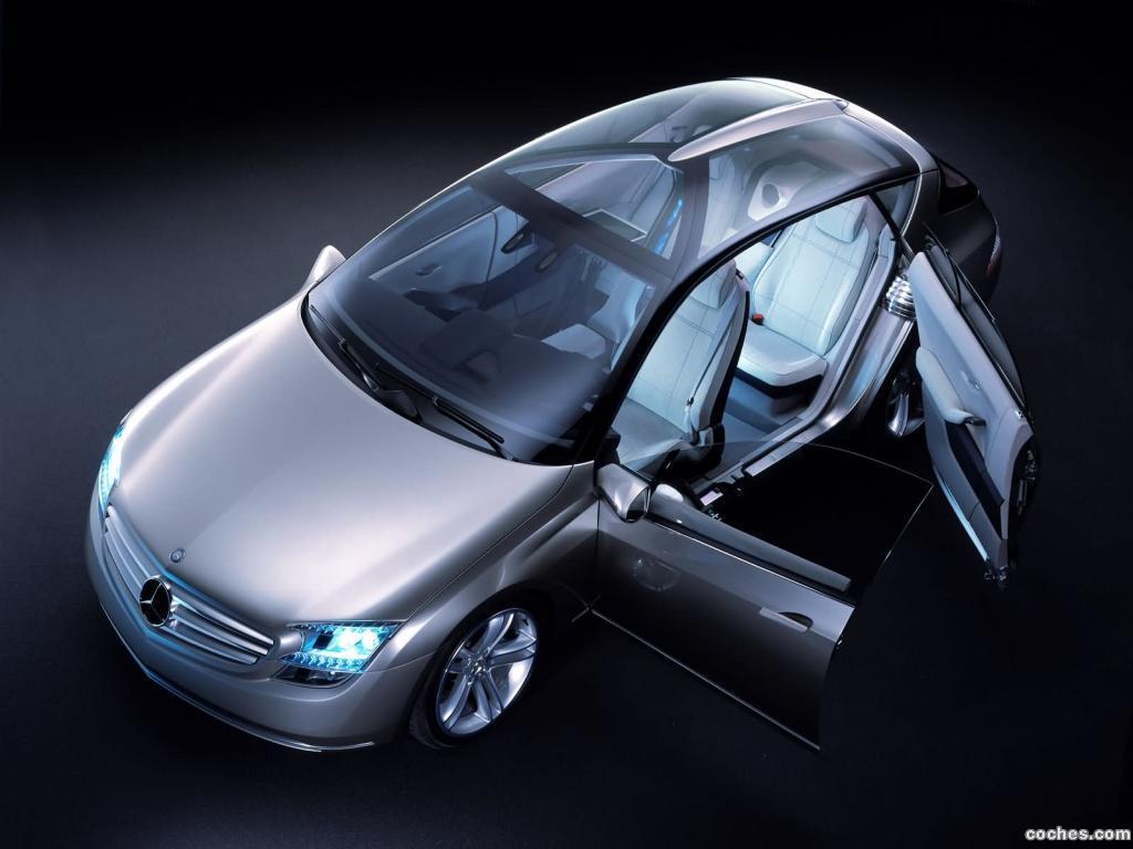 Foto 0 de Mercedes F500 Mind Concept 2003