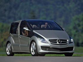 Ver foto 1 de Mercedes F600 Concept 2005