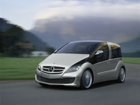Ver foto 8 de Mercedes F600 Concept 2005