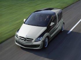 Ver foto 6 de Mercedes F600 Concept 2005