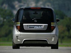 Ver foto 4 de Mercedes F600 Concept 2005