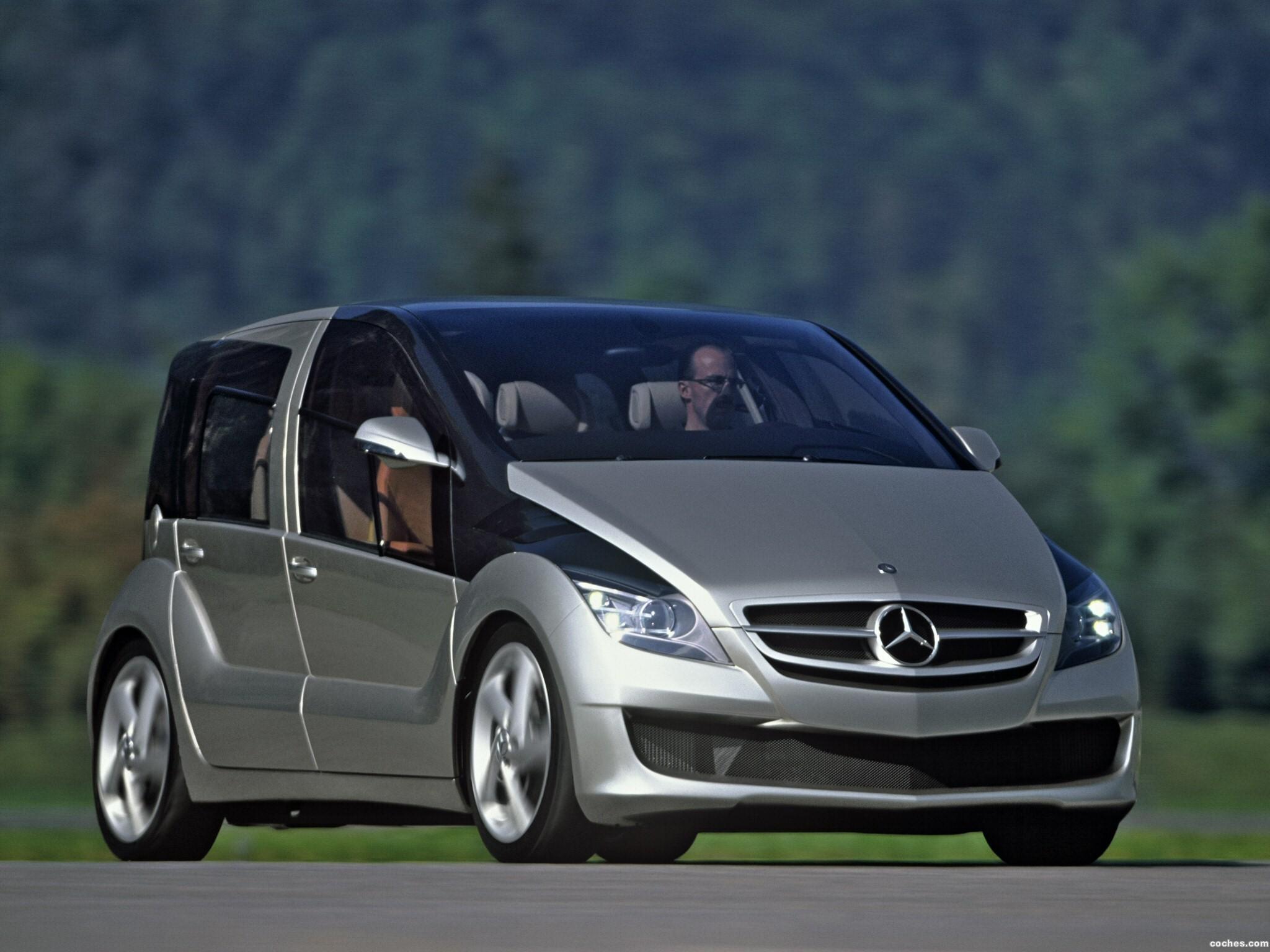 Foto 0 de Mercedes F600 Concept 2005