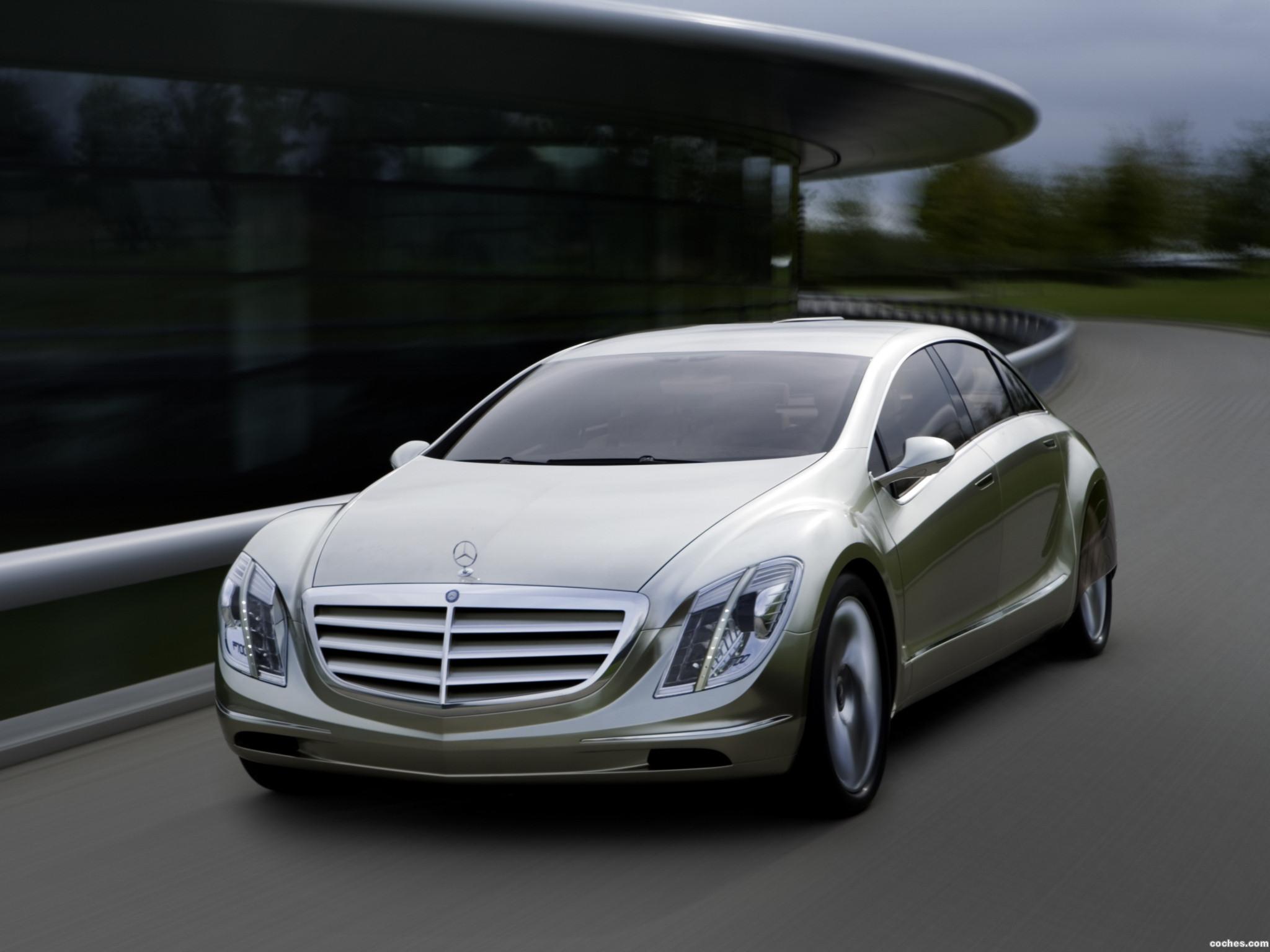 Foto 0 de Mercedes F700 Research Car 2007