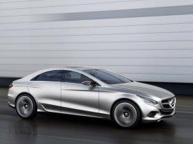 Ver foto 6 de Mercedes F800 Style Concept 2010