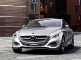 Ver foto 5 de Mercedes F800 Style Concept 2010
