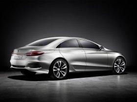 Ver foto 2 de Mercedes F800 Style Concept 2010