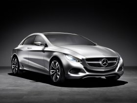 Ver foto 1 de Mercedes F800 Style Concept 2010