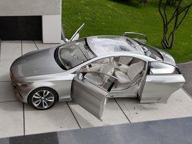 Ver foto 37 de Mercedes F800 Style Concept 2010