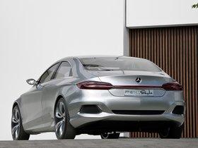 Ver foto 23 de Mercedes F800 Style Concept 2010