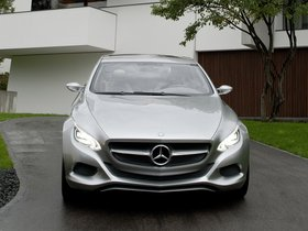 Ver foto 21 de Mercedes F800 Style Concept 2010