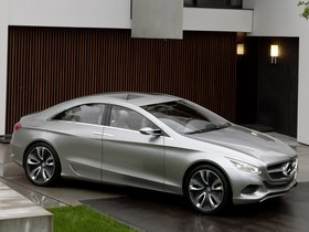 Ver foto 20 de Mercedes F800 Style Concept 2010