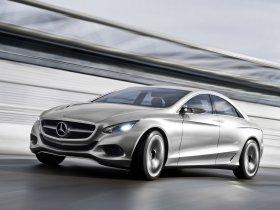 Ver foto 11 de Mercedes F800 Style Concept 2010