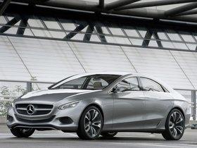 Ver foto 17 de Mercedes F800 Style Concept 2010