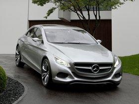 Ver foto 16 de Mercedes F800 Style Concept 2010