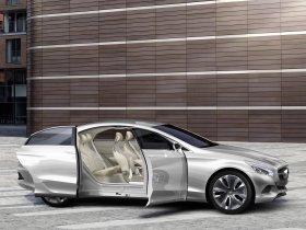 Ver foto 10 de Mercedes F800 Style Concept 2010