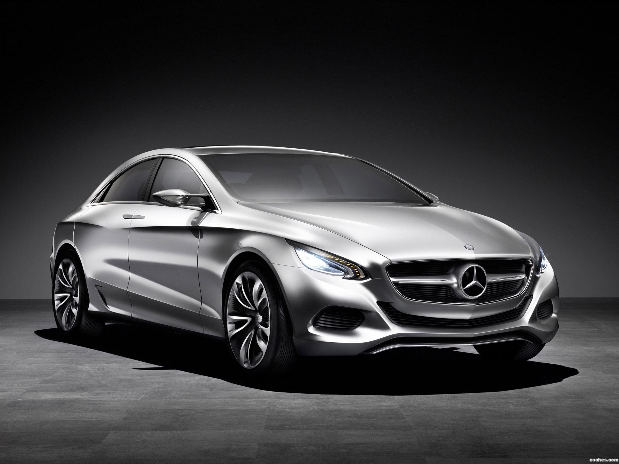Foto 0 de Mercedes F800 Style Concept 2010