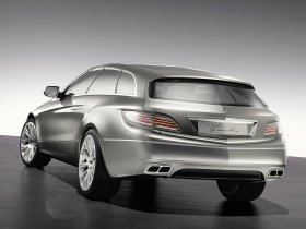Ver foto 5 de Mercedes Fascination Concept 2008