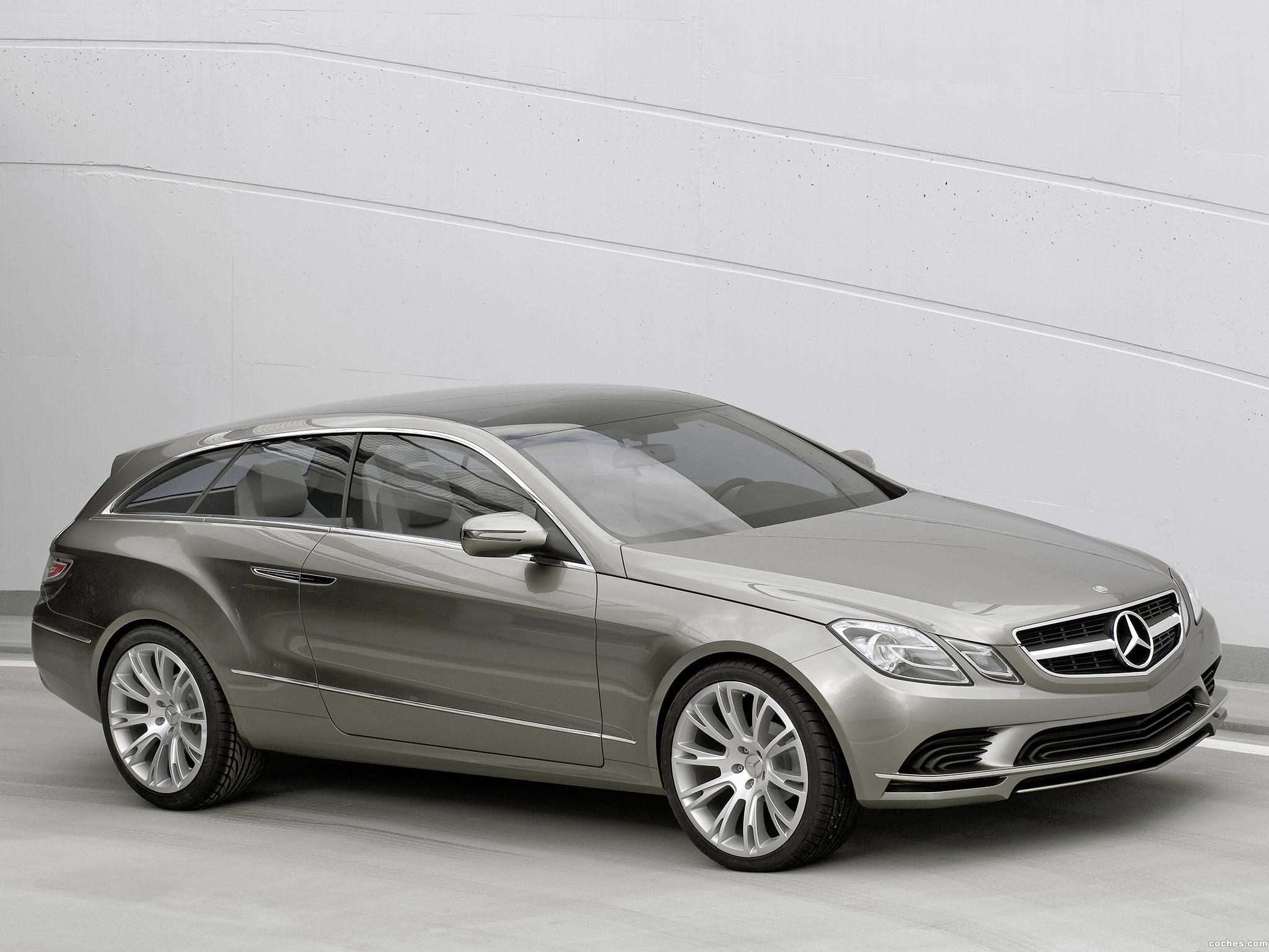 Foto 0 de Mercedes Fascination Concept 2008
