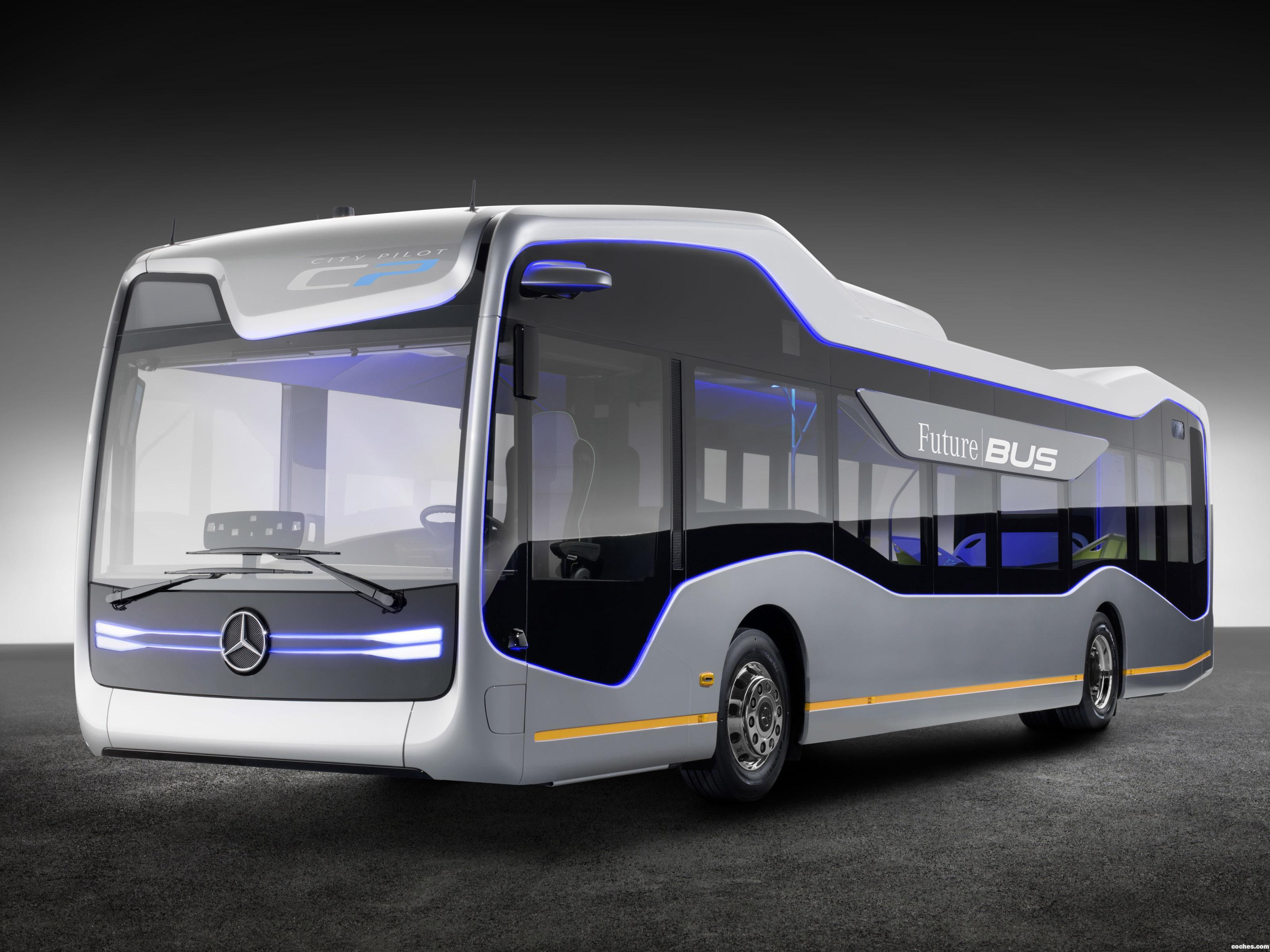 Foto 0 de Mercedes Future Bus 2016