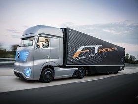 Ver foto 4 de Mercedes Future Truck 2025 2014