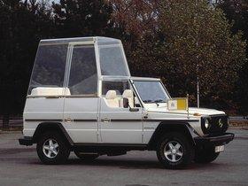 Ver foto 5 de Mercedes Clase G G230 Popemobile W460 1980