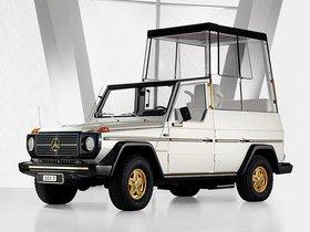 Ver foto 4 de Mercedes Clase G G230 Popemobile W460 1980
