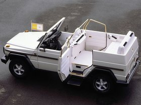 Ver foto 3 de Mercedes Clase G G230 Popemobile W460 1980