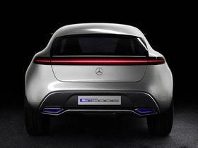 Ver foto 4 de Mercedes G-Code Concept 2014