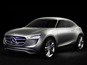 Ver foto 1 de Mercedes G-Code Concept 2014