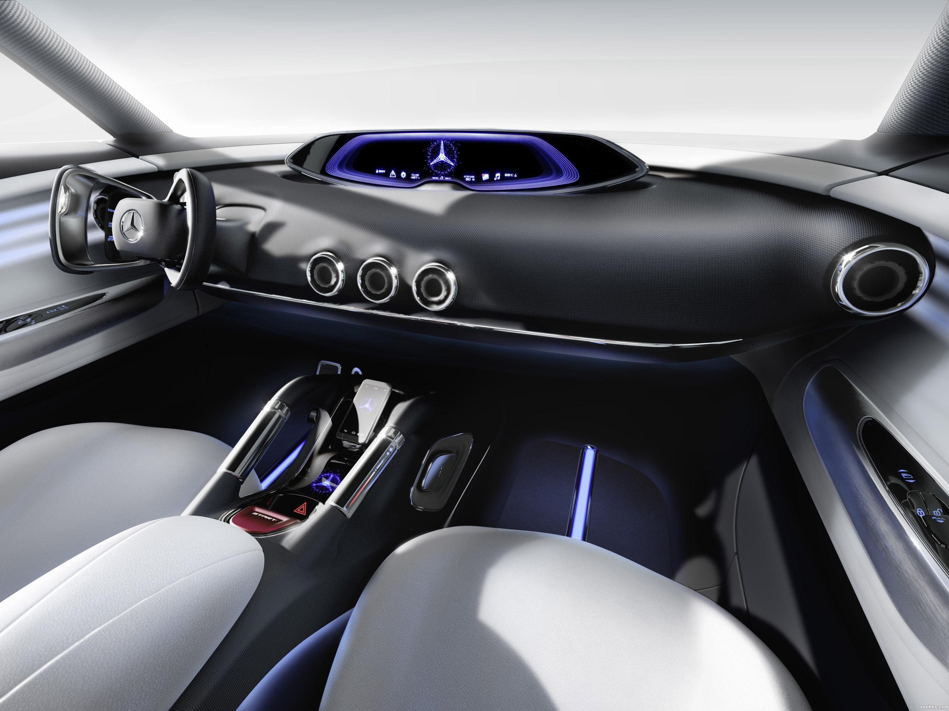 Foto 7 de Mercedes G-Code Concept 2014